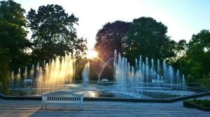 Fountain Palmengarten
