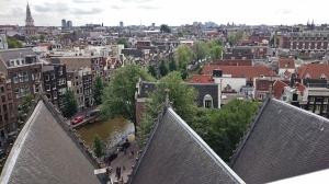 Roof Oude Kerk Amsterdam