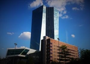 ECB arising from the Grossmarkthalle