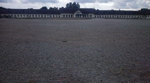 Roll call area, Dachau