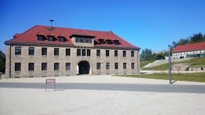 Main SS-building Flossebürg