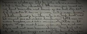 Letter Jan van Boeckel March 1944