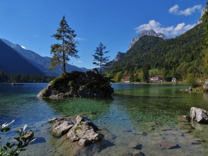 Obersee, Berchtesgarten
