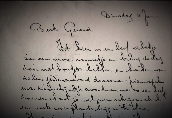 1943 letter Jan to Gerard Nel (4) - Copy