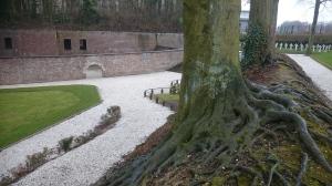 Enclos des Fusillés - enclosure of those shot by firing squad, Liége