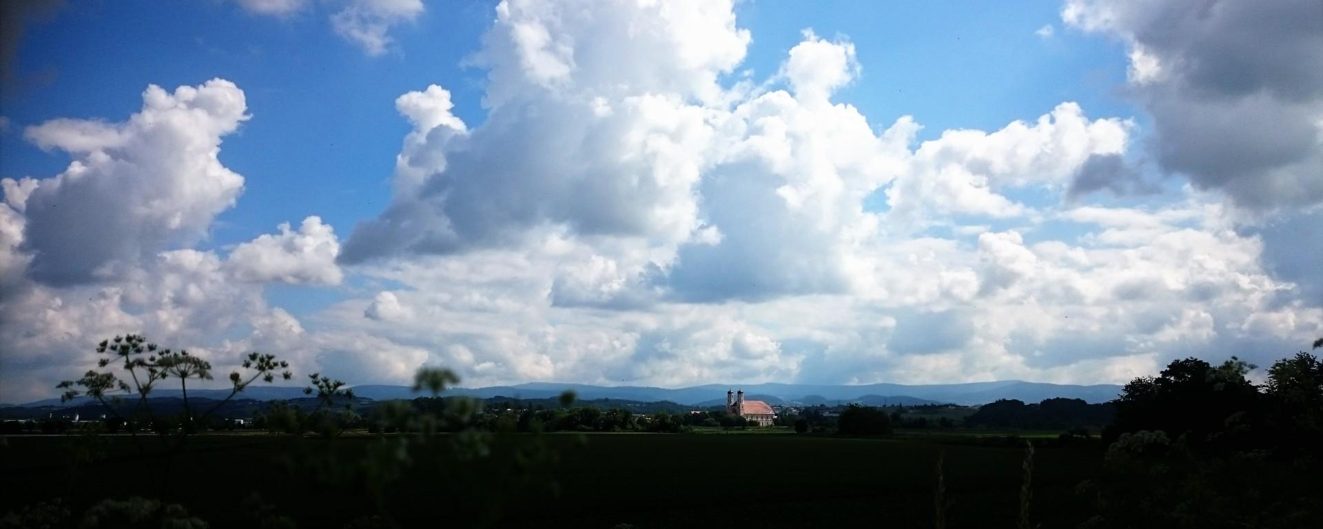 Donau near Regensburg